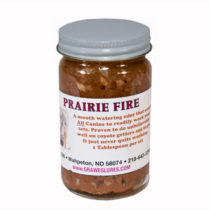 Grawe's Prairie Fire Bait (8 oz.) GRAWPF8